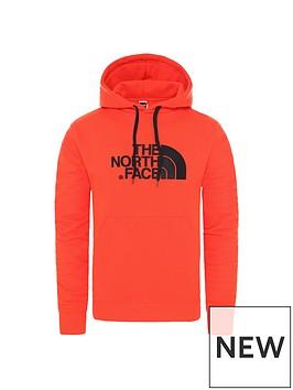 the-north-face-drew-peak-pullover-hoodie-rednbsp