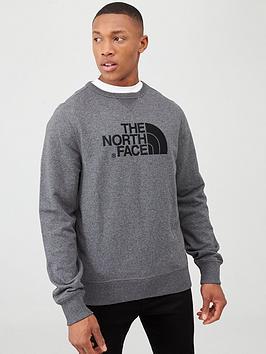 the-north-face-drew-peak-crew-medium-grey-heather