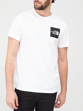 the-north-face-short-sleeve-fine-t-shirt-white
