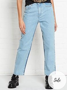 mcq-alexander-mcqueen-ren-jeans-blue