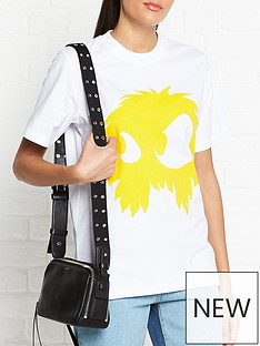 mcq-alexander-mcqueen-monster-band-t-shirt-whiteyellow