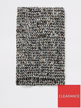 river-island-chunky-multi-twist-knit-scarf