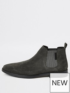 river-island-grey-low-suede-chelsea-boots
