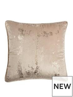 michelle-keegan-embossed-velvet-cushion