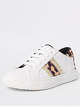 river-island-girls-leopard-print-studded-trainers-white