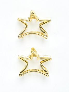 v-by-very-star-hair-clips-2-pack-gold-tone