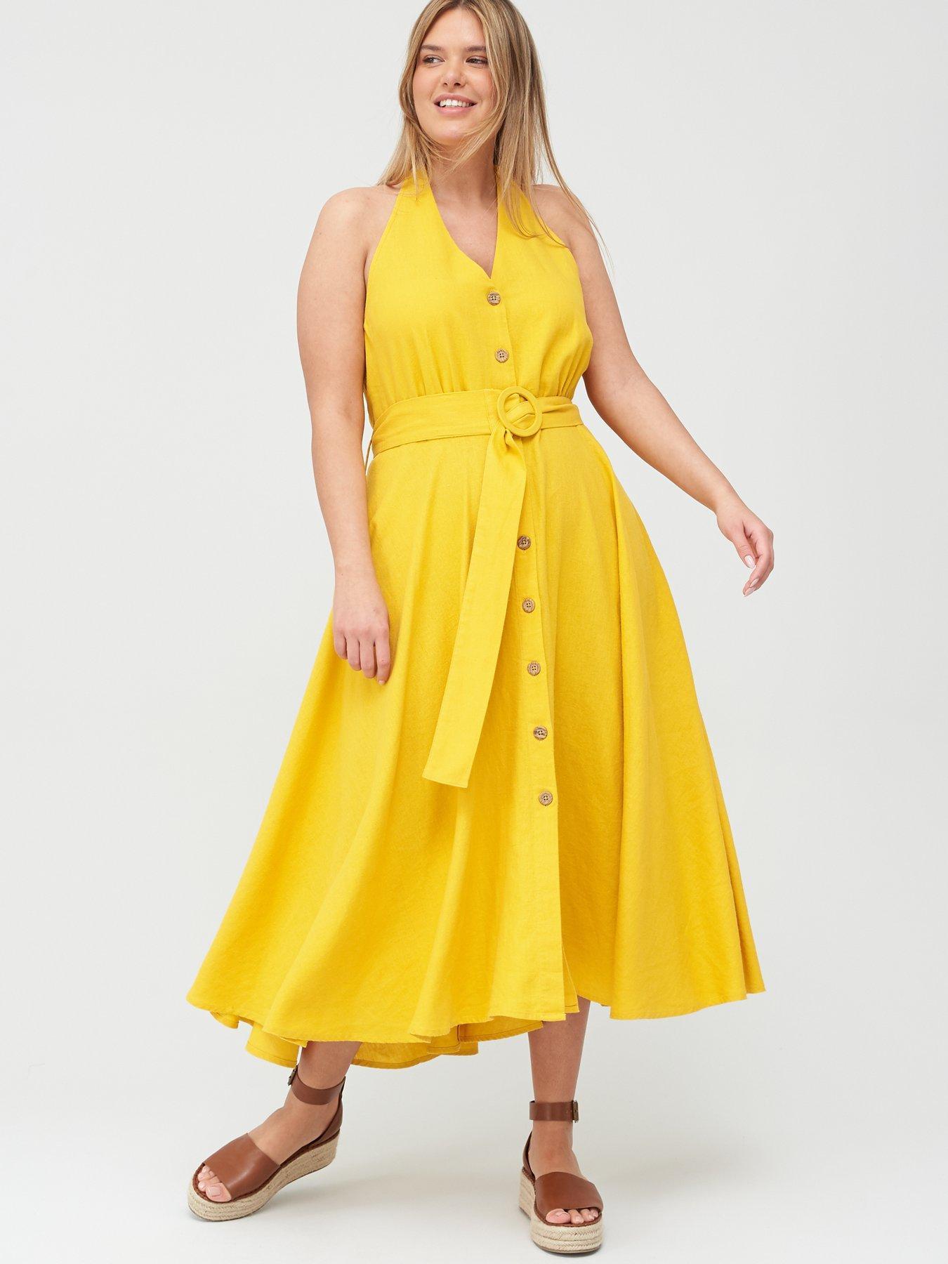various colours.sizes 18 /& 20 4 x Ladies dresses