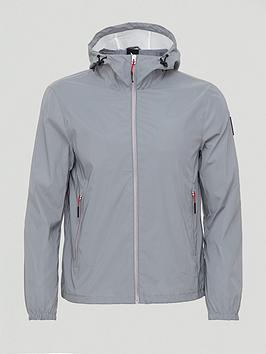 replay-reflective-hooded-jacket-with-back-print-silver