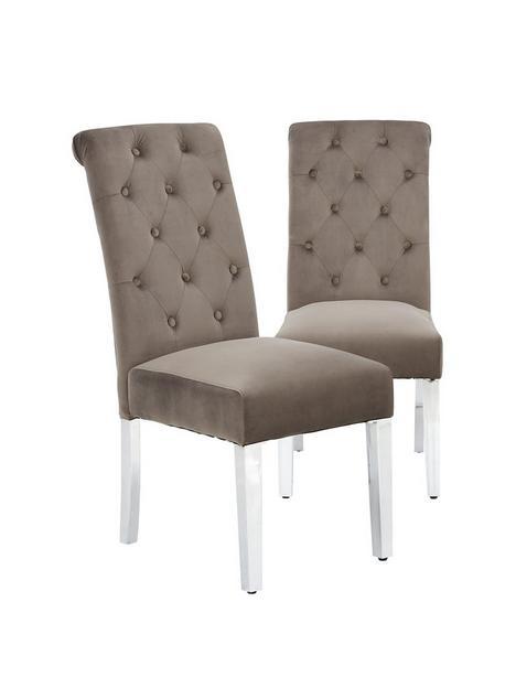 pair-of-scroll-back-velvet-chairs-greychrome