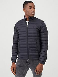 tommy-hilfiger-core-packable-down-jacket-black