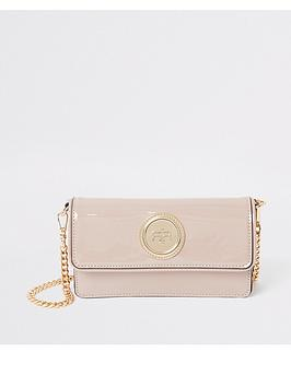river-island-river-island-patent-foldover-going-out-bag-light-pink