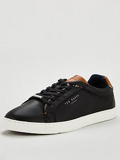 ted-baker-thwally-trainers-black