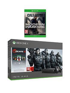 xbox-one-x-xbox-one-x-gears-5-bundle-1tb-call-of-duty-modern-warfare-with-optional-extras