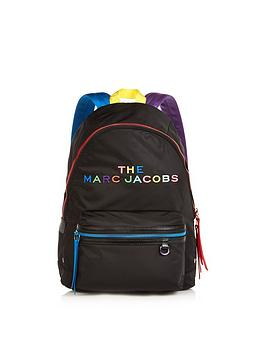 marc-jacobs-pride-nylon-backpack-black