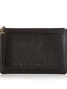 marc-jacobs-the-box-large-logo-pouch-black