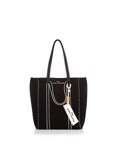 marc-jacobs-thenbsptrompe-loeil-tag-tote-31-canvas-shopper-bag-black