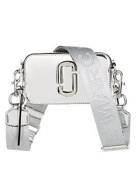 marc-jacobs-snapshot-mirror-finish-cross-body-bag-silver