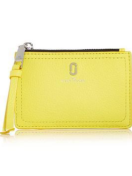 marc-jacobs-softshotnbsptop-zip-multi-purse-yellow