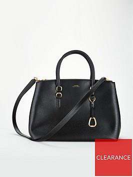 lauren-by-ralph-lauren-doublenbspzip-stitch-large-satchel-black