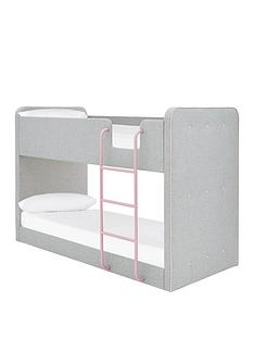 charlie-fabric-bunk-bed-with-mattress-options-buy-and-save-greypink