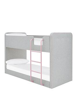 Charlie Bunk Bed With Standard Mattress - Bunk Bed With Premium Mattress