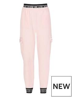river-island-pink-light-og-ls-ri-utility-jogger