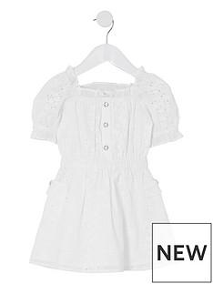 river-island-mini-mini-girls-broderie-skater-dress--white