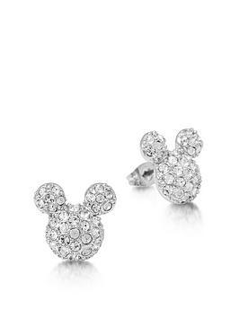 disney-disney-mickey-mouse-pave-crystal-stud-earrings