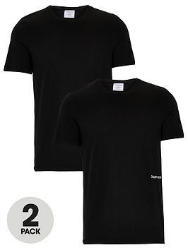 calvin-klein-2-pack-of-statement-1981-slim-fit-t-shirts-black