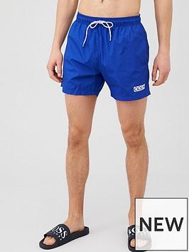 hugo-haiti-small-logo-swim-shorts-blue