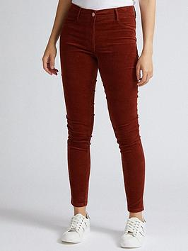 dorothy-perkins-cord-frankie-jeans-tan