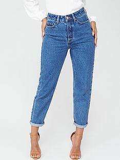 v-by-very-mom-vintage-jeans-mid-wash