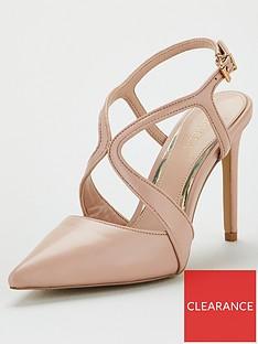 carvela-kraft-cross-strap-heelednbspshoe-nude