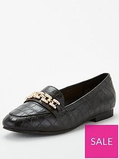 carvela-marry-bling-trim-loafer-black