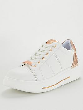 carvela-jubilate-trainer-white