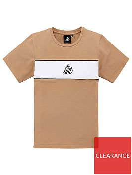 kings-will-dream-boys-milltown-short-sleeve-t-shirt-sand