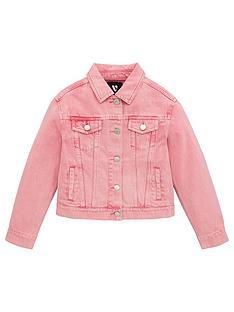 v-by-very-girls-acid-wash-denim-jacket-pink