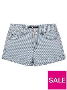 v-by-very-girls-stripe-denim-shorts-stripe
