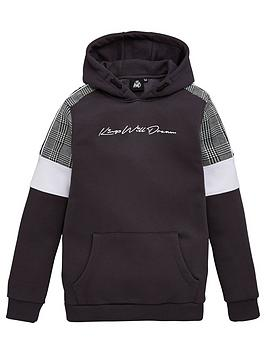 kings-will-dream-boys-fenson-overhead-hoodie-charcoal