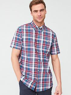 v-by-very-checked-short-sleeved-shirt-red-amp-bluenbsp