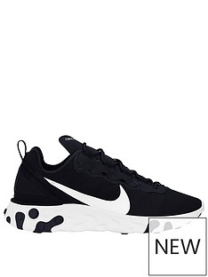 nike-react-element-55-blackwhite