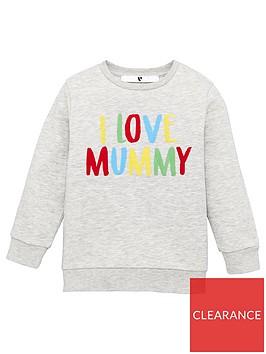 v-by-very-i-love-mummy-textured-detail-sweatshirt-grey
