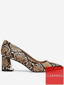 dorothy-perkins-dorothy-perkins-daydream-court-shoe-multi