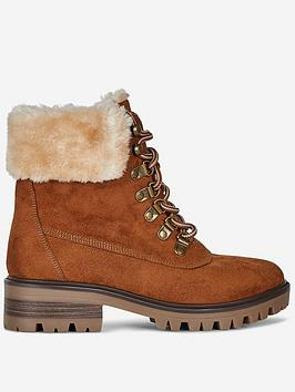 dorothy-perkins-dorothy-perkins-wide-fit-millie-fur-hiker-style-boots-tan