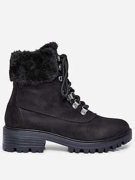 dorothy-perkins-dorothy-perkins-wide-fit-millie-fur-hiker-style-boots-black