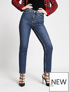 river-island-river-island-straight-leg-denim-jeans-dark-authentic