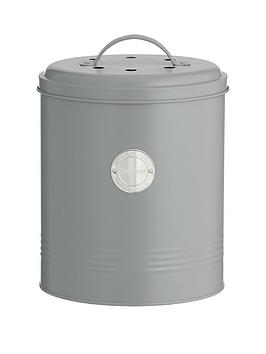 typhoon-living-compost-caddy-in-grey
