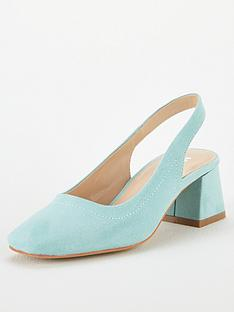 v-by-very-dana-square-toe-block-heel-slingback-mint