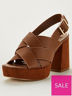 v-by-very-bellona-square-toe-platform-sandal-tan