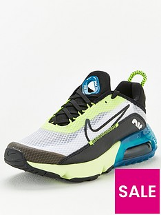 nike-air-max-2090-junior-trainer-whiteblackblue